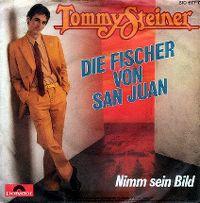 Cover Tommy Steiner - Die Fischer von San Juan