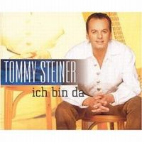 Cover Tommy Steiner - Ich bin da