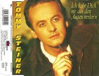 Cover Tommy Steiner - Ich habe Dich nie aus den Augen verlor'n