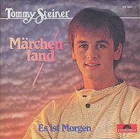 Cover Tommy Steiner - Märchenland