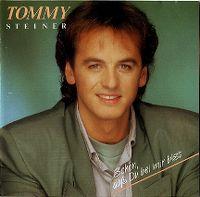 Cover Tommy Steiner - Schön, dass Du bei mir bist