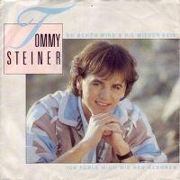 Cover Tommy Steiner - So schön wird's nie wieder sein