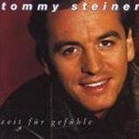Cover Tommy Steiner - Zeit für Gefühle