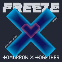 Cover Tomorrow X Together - The Chaos Chapter: Freeze