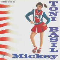 Cover Toni Basil - Mickey
