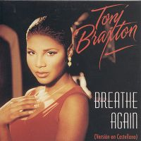 Cover Toni Braxton - Breathe Again
