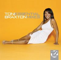 "Cover Toni Braxton - Esstential Mixes - 12"" Masters"