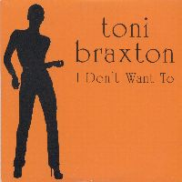 Cover Toni Braxton - I Don't Want To