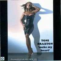 Cover Toni Braxton - Make My Heart