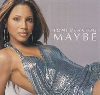 Cover Toni Braxton - Maybe
