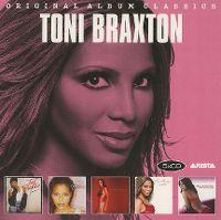 Cover Toni Braxton - Original Album Classics