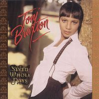 Cover Toni Braxton - Seven Whole Days
