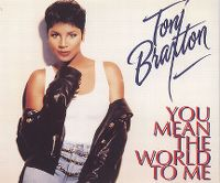 Cover Toni Braxton - You Mean The World To Me