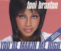 Cover Toni Braxton - You're Makin' Me High