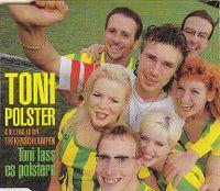 Cover Toni Polster & Die fabulösen Thekenschlampen - Toni lass es polstern
