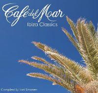 Cover Toni Simonen - Café del Mar - Ibiza Classics