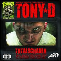 Cover Tony*D - Totalschaden