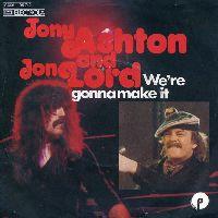 Cover Tony Ashton And Jon Lord - We're Gonna Make It