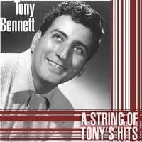 Cover Tony Bennett - A String Of Tony's Hits