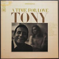 Cover Tony Bennett - A Time For Love
