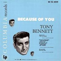 Cover Tony Bennett - Because Of You