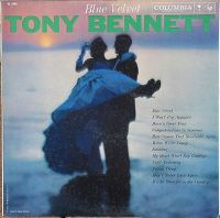 Cover Tony Bennett - Blue Velvet