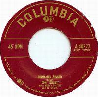 Cover Tony Bennett - Cinnamon Sinner