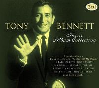 Cover Tony Bennett - Classic Album Collection
