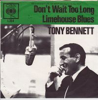 Cover Tony Bennett - Don't Wait Too Long