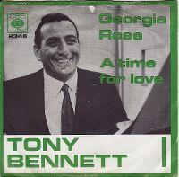 Cover Tony Bennett - Georgia Rose