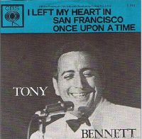 Cover Tony Bennett - I Left My Heart In San Francisco
