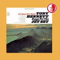 Cover Tony Bennett - If I Ruled The World - Songs For The Jet Set
