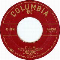 Cover Tony Bennett - I'll Go