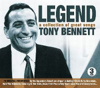 Cover Tony Bennett - Legend