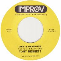 Cover Tony Bennett - Life Is Beautiful
