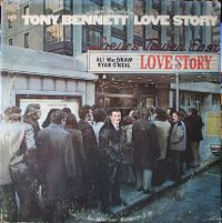 Cover Tony Bennett - Love Story