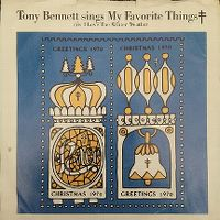Cover Tony Bennett - My Favorite Things