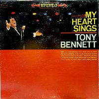 Cover Tony Bennett - My Heart Sings