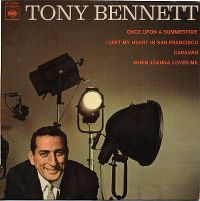 Cover Tony Bennett - Once Upon A Time