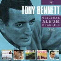 Cover Tony Bennett - Original Album Classics