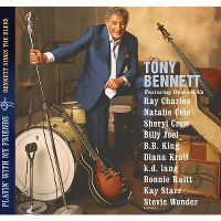 Cover Tony Bennett - Playin' With My Friends: Bennett Sings The Blues