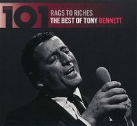 Cover Tony Bennett - Rags To Riches 101
