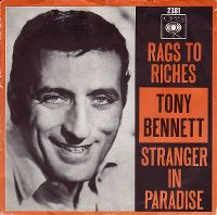 Cover Tony Bennett - Rags To Riches