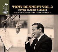 Cover Tony Bennett - Seven Classic Albums Vol. 2