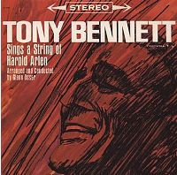 Cover Tony Bennett - Sings A String Of Harold Arlen