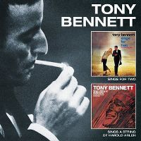 Cover Tony Bennett - Sings For Two / Sings A String Of Harold Arlen