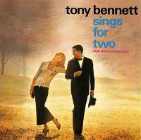Cover Tony Bennett - Sings For Two