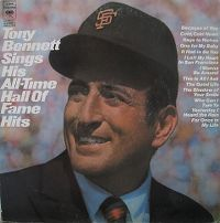 Cover Tony Bennett - Sings His All-Time Hall Of Fame Hits