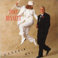 Cover Tony Bennett - Steppin' Out
