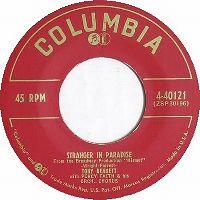 Cover Tony Bennett - Stranger In Paradise
